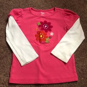 Gymboree Flowers and Gems